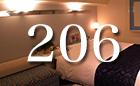 お部屋のご案内206号室