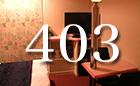 お部屋のご案内403号室